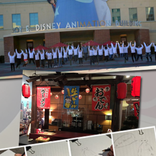 What's It Like Inside Disney Animation Studio?