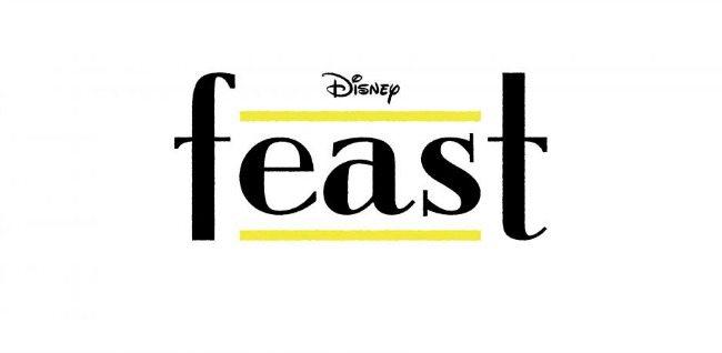Disney short Feast title image