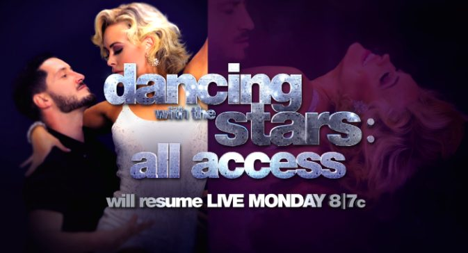 DWTS All Access Livestream