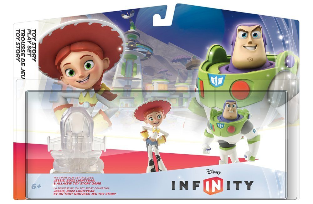 Toy Story Play Set for Disney Infinity 2.0