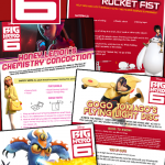 Big Hero 6 Printable Science Experiments