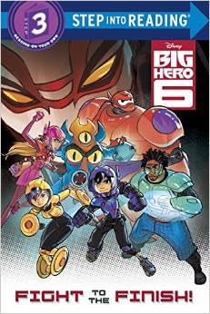 Big Hero 6 book