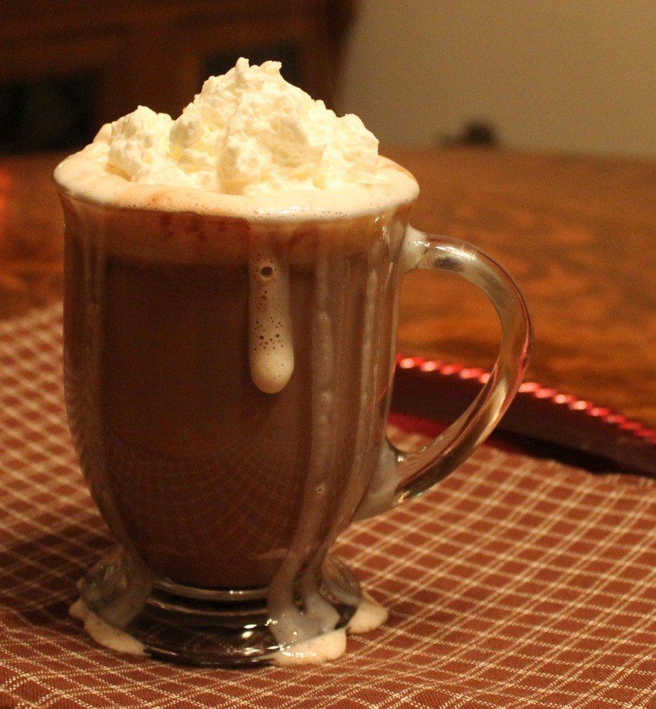 Tipsy Nutella Cocoa