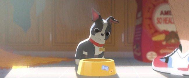 Disney's animated film Feast