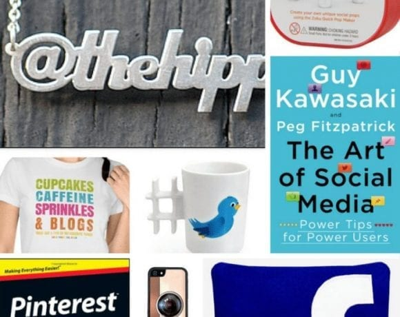 Gift Ideas for Social Media Lovers