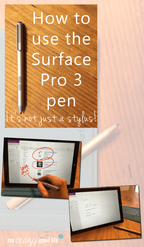 Surface Pro 3 Pen Tips #Intel2in1