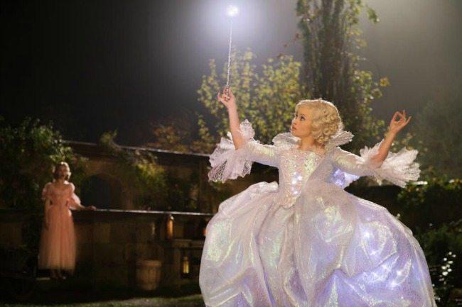 Cinderella's Fairy Godmother