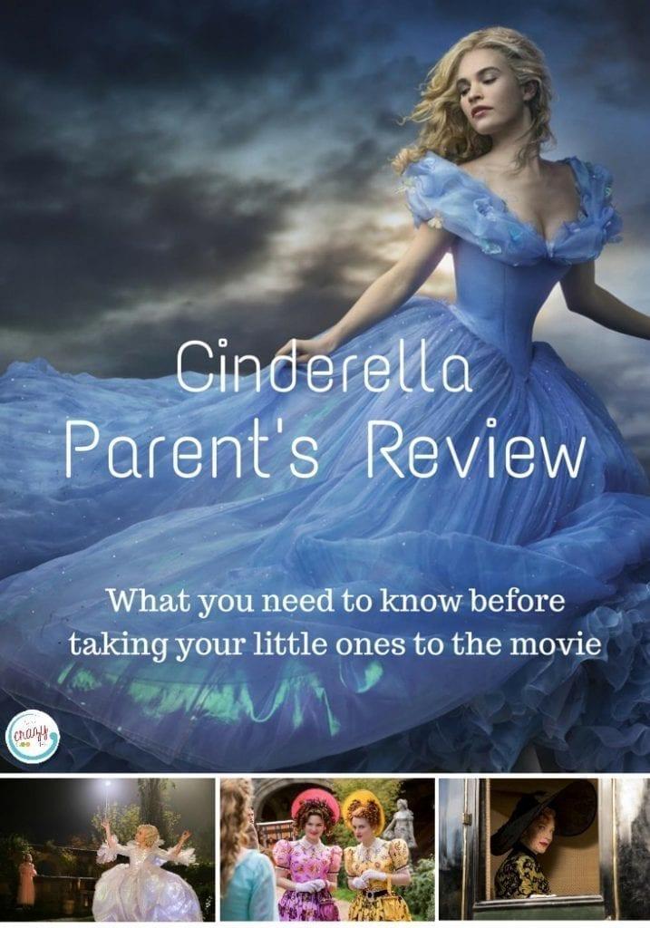 Cinderella Parent Review