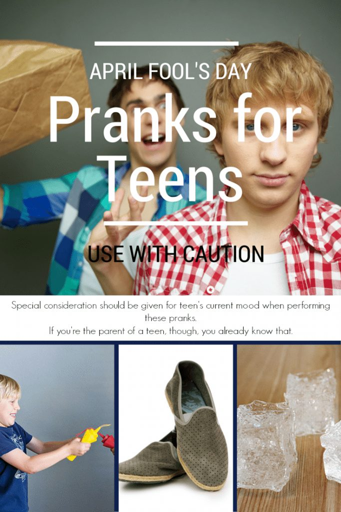 These fun pranks for teens are perfect for April Fool's Day!