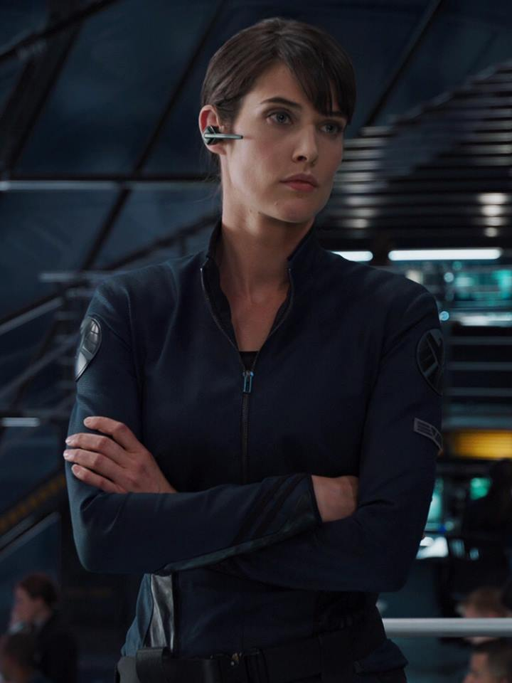 "Cobie Smulders (""Agent Maria Hill"")"
