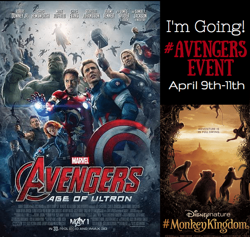 Heading to LA for the Avengers: Age of Ultron Event! #AvengersEvent