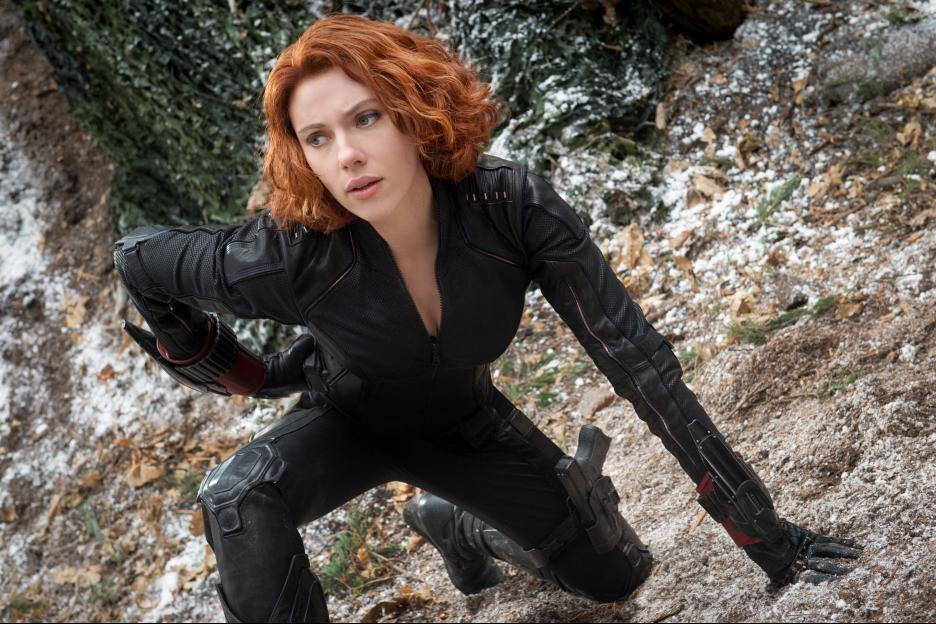 "Scarlett Johansson (""Black Widow"")"
