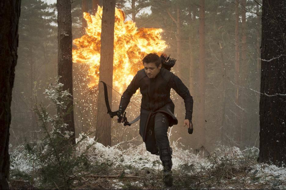 "Jeremy Renner (""Hawkeye"")"