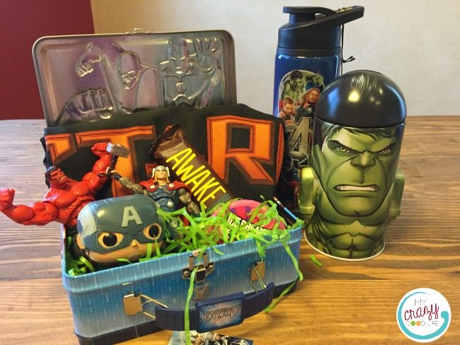 Avengers easter basket ideas for teens avengersevent avengers easter basket ideas negle Gallery