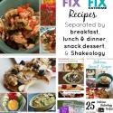 100+ 21 Day Fix Recipes #21DayFix #Beachbody