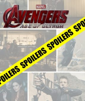 Avengers: Age of Ultron Spoilers