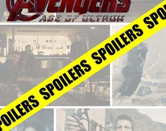 7 Age of Ultron Spoilers