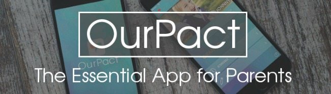 OurPact app for parents