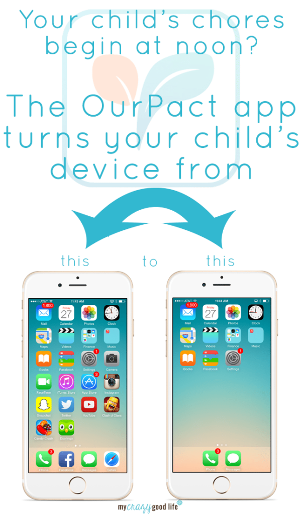 OurPact: The FREE Parental Guidance App {And OurPact Tutorial}