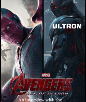 EXCLUSIVE INTERVIEW with Ultron voice James Spader and Vision voice Paul Bettany