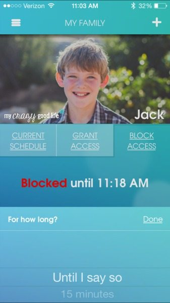 How to use parental internet controls
