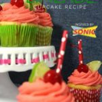 Cherry Limeade Cupcake Recipe