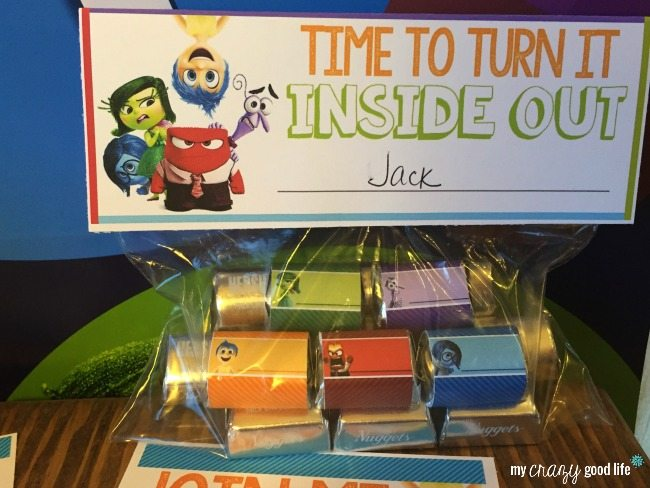 Inside Out Party Invitations and more!