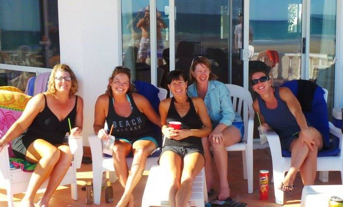 Margaritas in Rocky Point