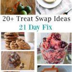 21 Day Fix Treat Swap Ideas