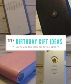 Teen Birthday Present Ideas: Fun and Useful Gifts!