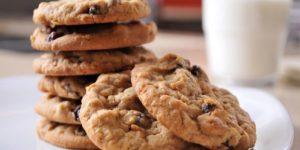 Oatmeal Pumpkin Cookies for 21 Day Fix Treat Swap