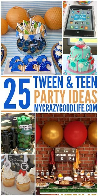 Tween-and-teen-party-ideas