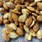 Spiced Roasted Pumpkin Seeds Recipe