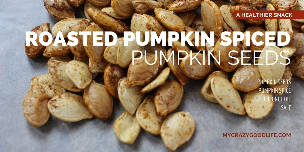 Spiced Roasted Pumpkin Seeds Recipe