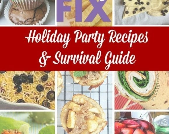 21 Day Fix Holiday Recipes