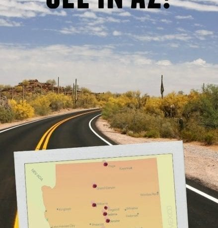 Arizona Road Trip: 15 Places to see in AZ!