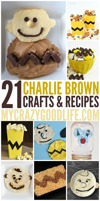Charlie Brown Crafts & Recipes