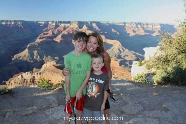 Arizona Road Trip: Grand Canyon National Park