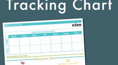 Cize Weight and Measurement Tracker