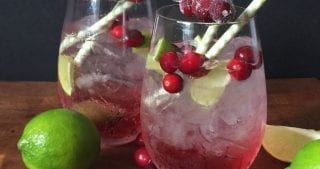 cranberry-mocktail