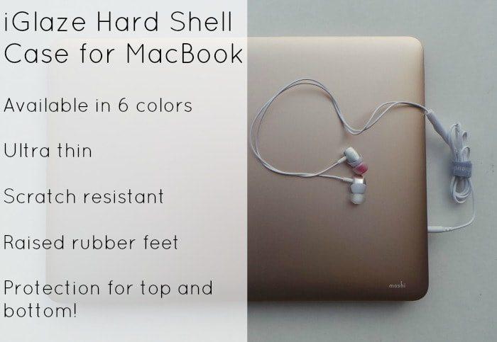 iGlaze Hard Shell Case for MacBook