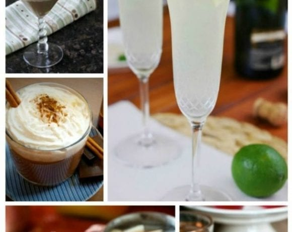 100+ New Year's Eve Party Drinks