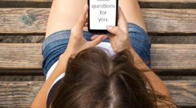 """Is my child ready for a smartphone?"" A few questions to ask yourself (and them!)"