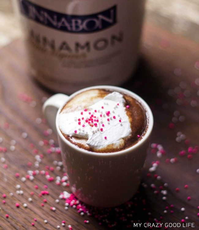 These Boozy Hot Chocolate and Coffee recipes will warm you up! Adding alcohol to hot cocoa and coffee is not new, but I'm sharing delicious ways to do it!