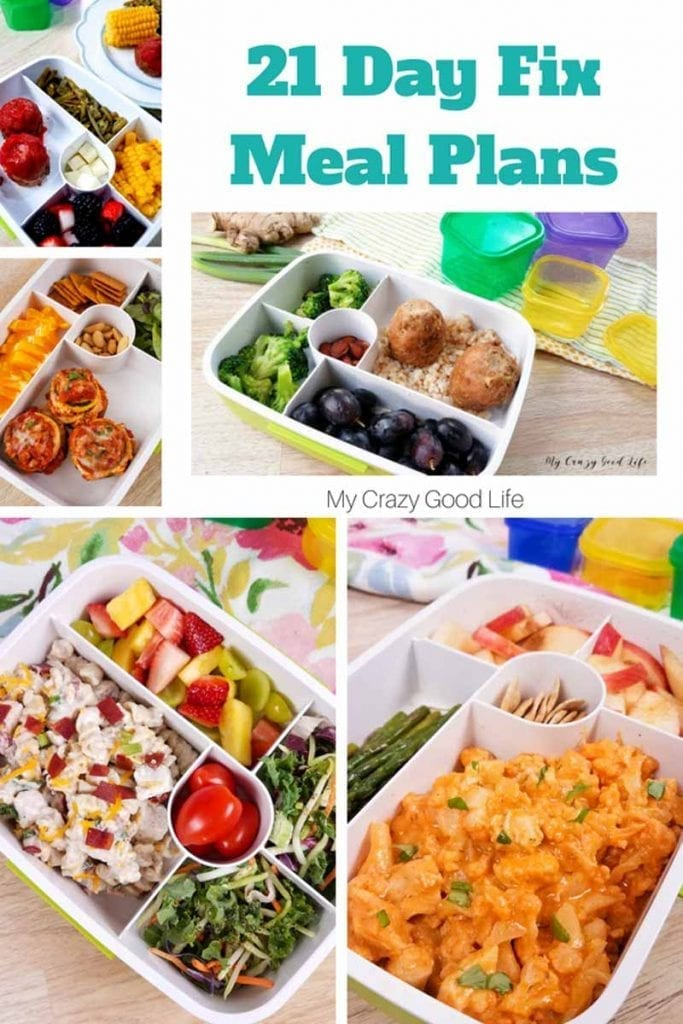 So many 21 day fix meal plans to use! Different calorie brackets, cooking methods, and even monthly meal plans! You can lose weight with these 21 day fix food plans!
