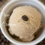 Dairy Free Coffee Ice Cream Recipe | Gluten Free