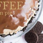 Coffee Ice Cream Pie Recipe
