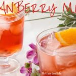 Ginger Cranberry Mule Recipe