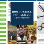 How to check Instagram: A post for parents