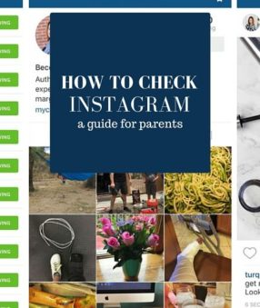 Wondering how to check Instagram on your child's device? If you're not familiar with the popular app, here's your crash course.